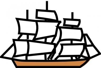 Ship clipart black and white free clipart images