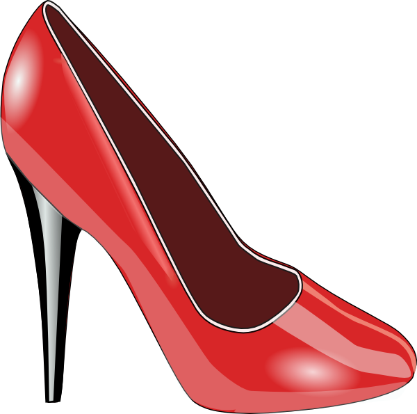 Shoe free to use clip art 2