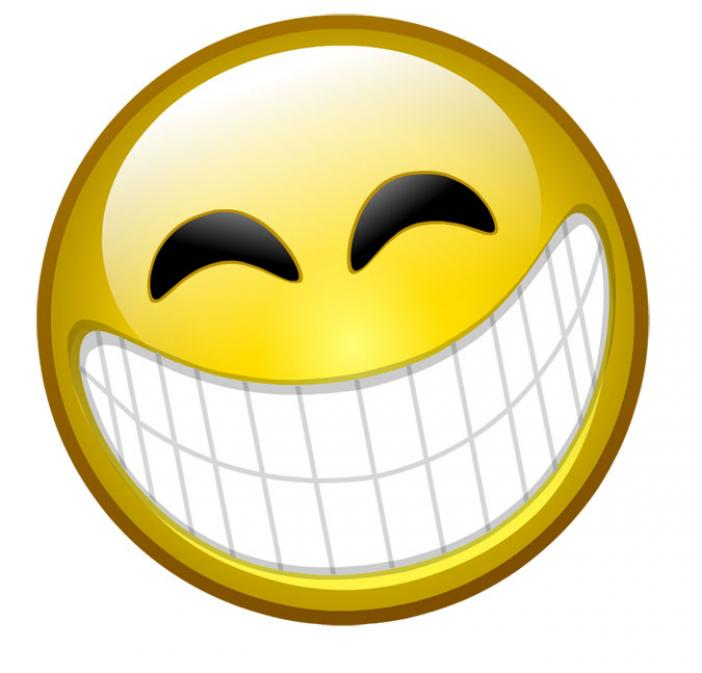 Smiley face free happy face clipart clipartgo 4
