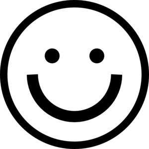 Smiley face happy and sad face clip art free clipart images