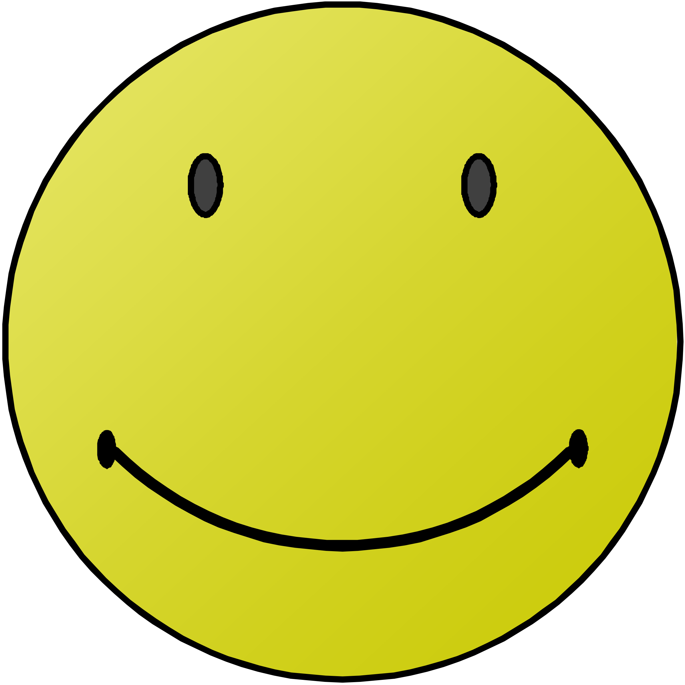 Smiley face happy face clipart free clipart images