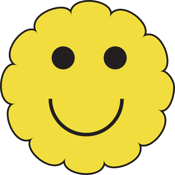 Smiley face happy face pictures clip art