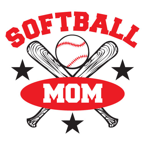 Softball clip art cartoon free clipart images 3 clipartcow
