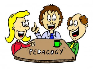 Teacher meeting clipart