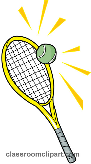 Tennis racket free sports tennis clipart clip art pictures