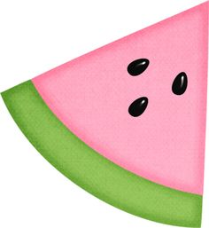 Watermelon clip art summer clipart on