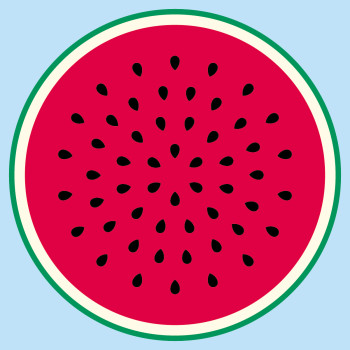 Watermelon clipart 6