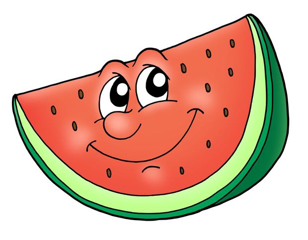 Watermelon clipart clipart cliparts for you 2