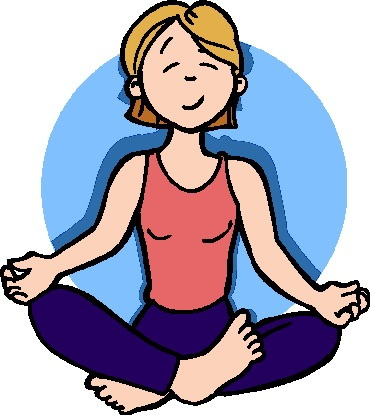 Yoga clip art at vector clip art free clipartcow