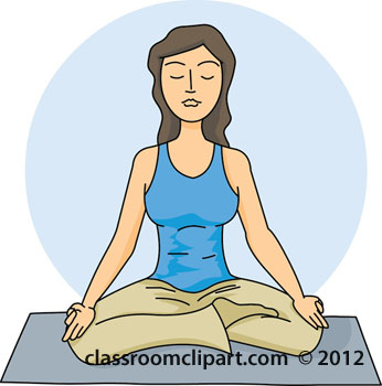 Yoga free fitness and exercise clipart clip art pictures graphics