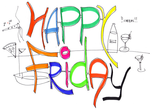Bing almost friday clipart