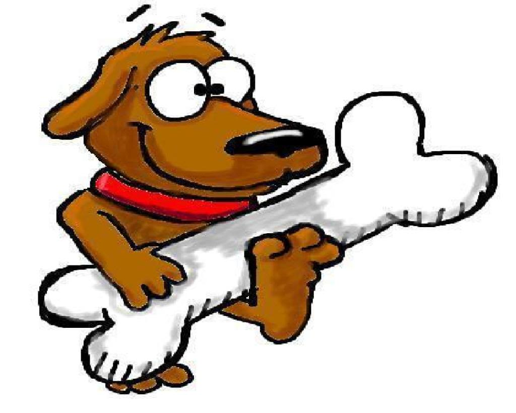 Cartoon dog pictures cartoon dog bone pictures clipart