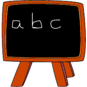 Chalkboard maintenance crafthubs clipart