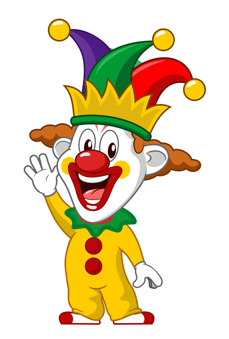 Clown free to use cliparts