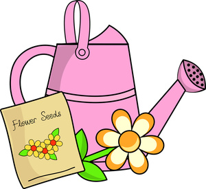 Free garden clipart the cliparts