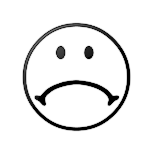Happy and sad face clip art free clipart images 5