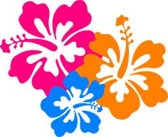 Hawaii luau clipart clipart