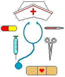 Nurse nursing home cartoon clipart clipart kid