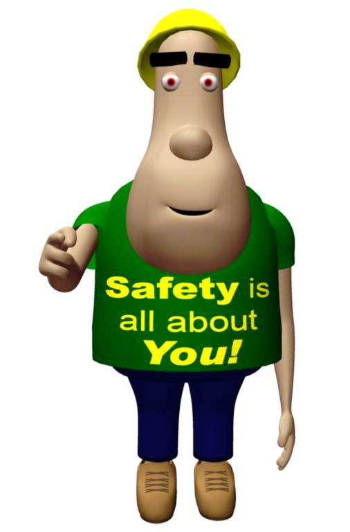Osha safety clipart