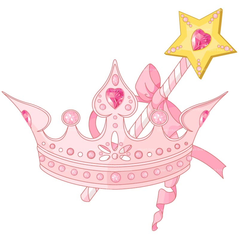 Tiara princess crown clipart free free images at vector image 3