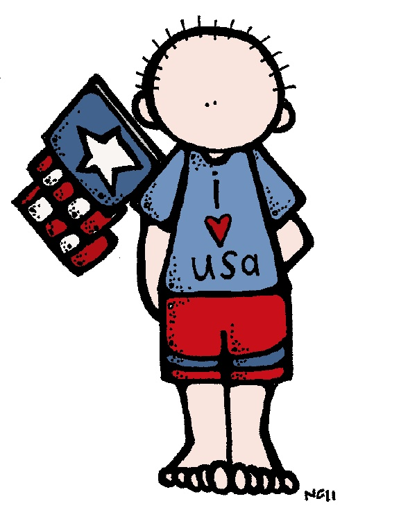 Clipart patriotic on 4th of july clipart clip art
