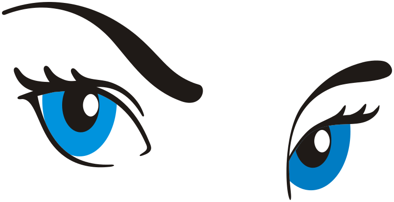 Eyes free eye clipart clipart picture of