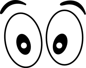 Happy eyes clipart free clipart images