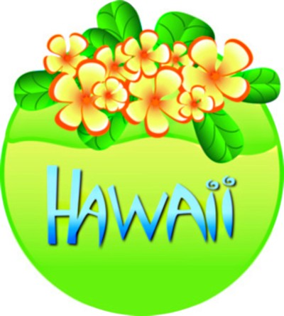 Hawaii hawaiian clipart