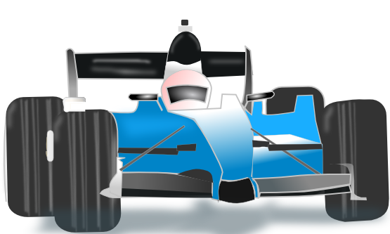 Race car free to use clip art