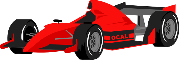 Race car free to use cliparts