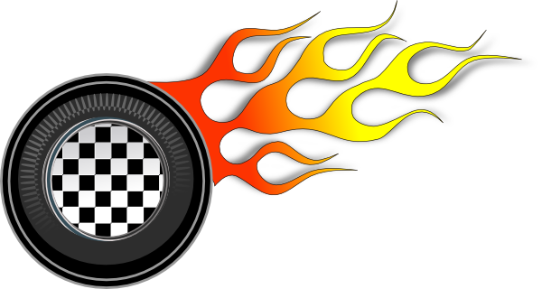 Race car racing car clip art free vector freevectors clipartcow 3