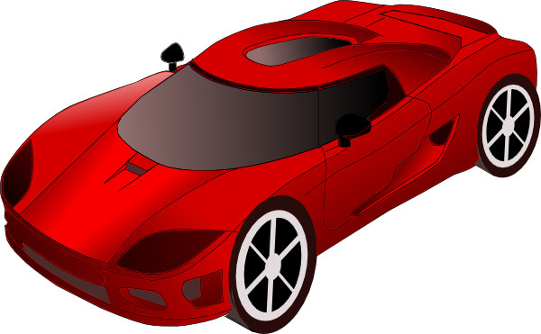 Race car racing cars clip art 2