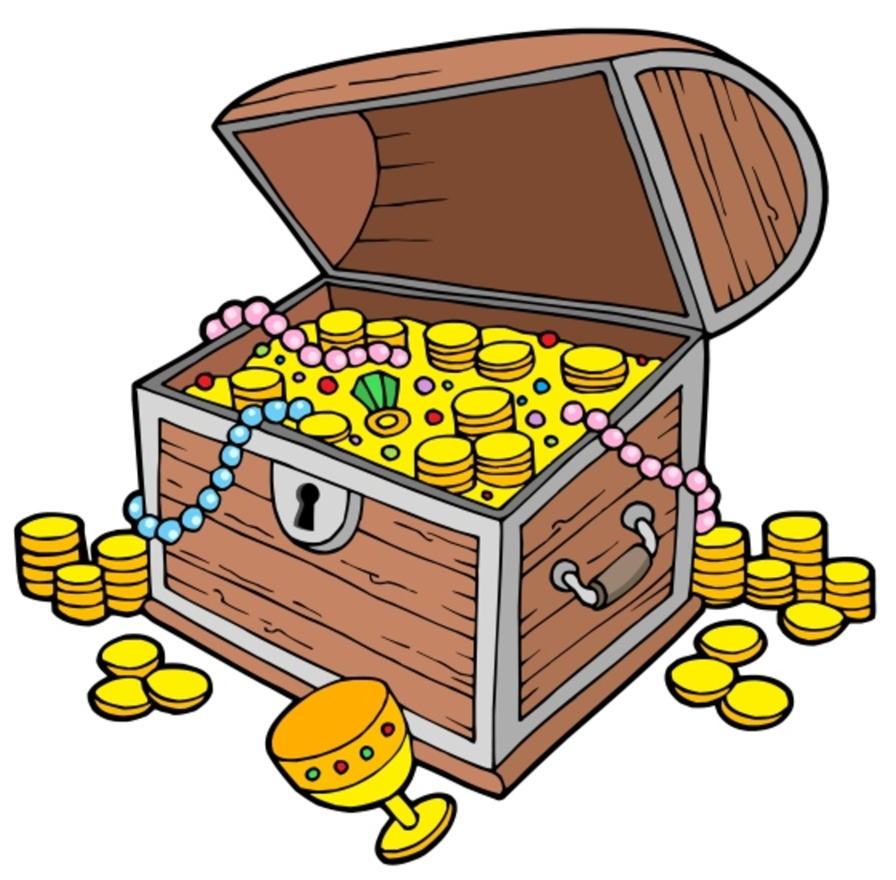 61 Treasure Chest Clipart images . Use these free Treasure Chest ...