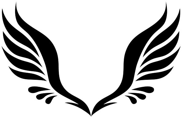 Angel wing clipart 0 white clip art angel wings 2 image