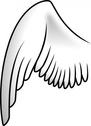 Angel wings clip art free vector in open office drawing svg svg 6