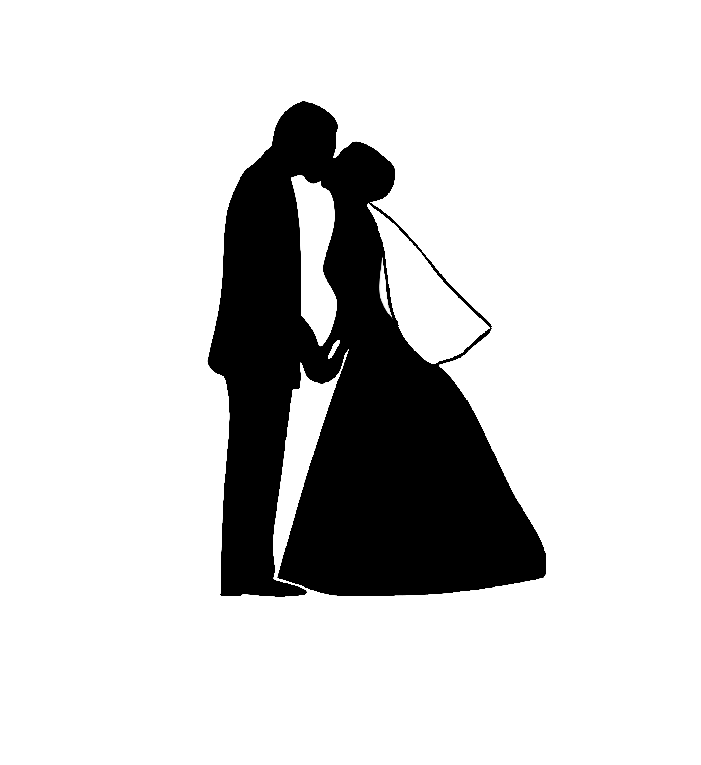 Bride and groom clipart clipart kid 2