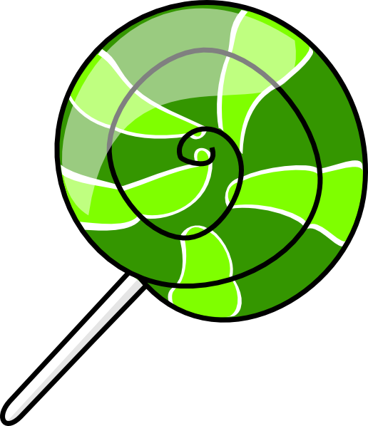Clip art lollipop clipart 2 image 3