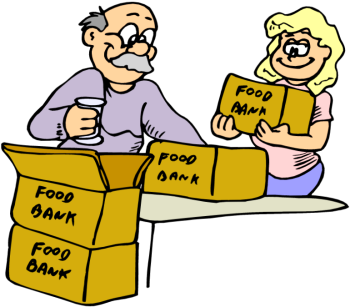 Food bank clipart clipart kid 6