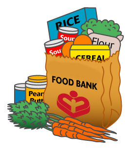 Food bank clipart clipart