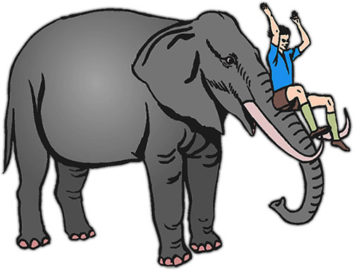 Free elephant animations elephant clipart s