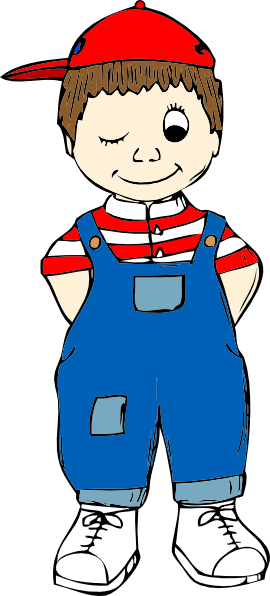 Little boy cartoon clipart clipart kid 3