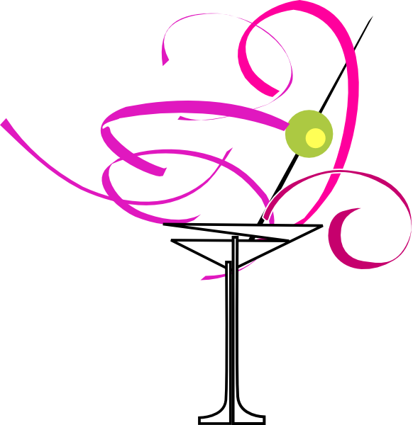 Martini glass clip art at clker vector clip art 3