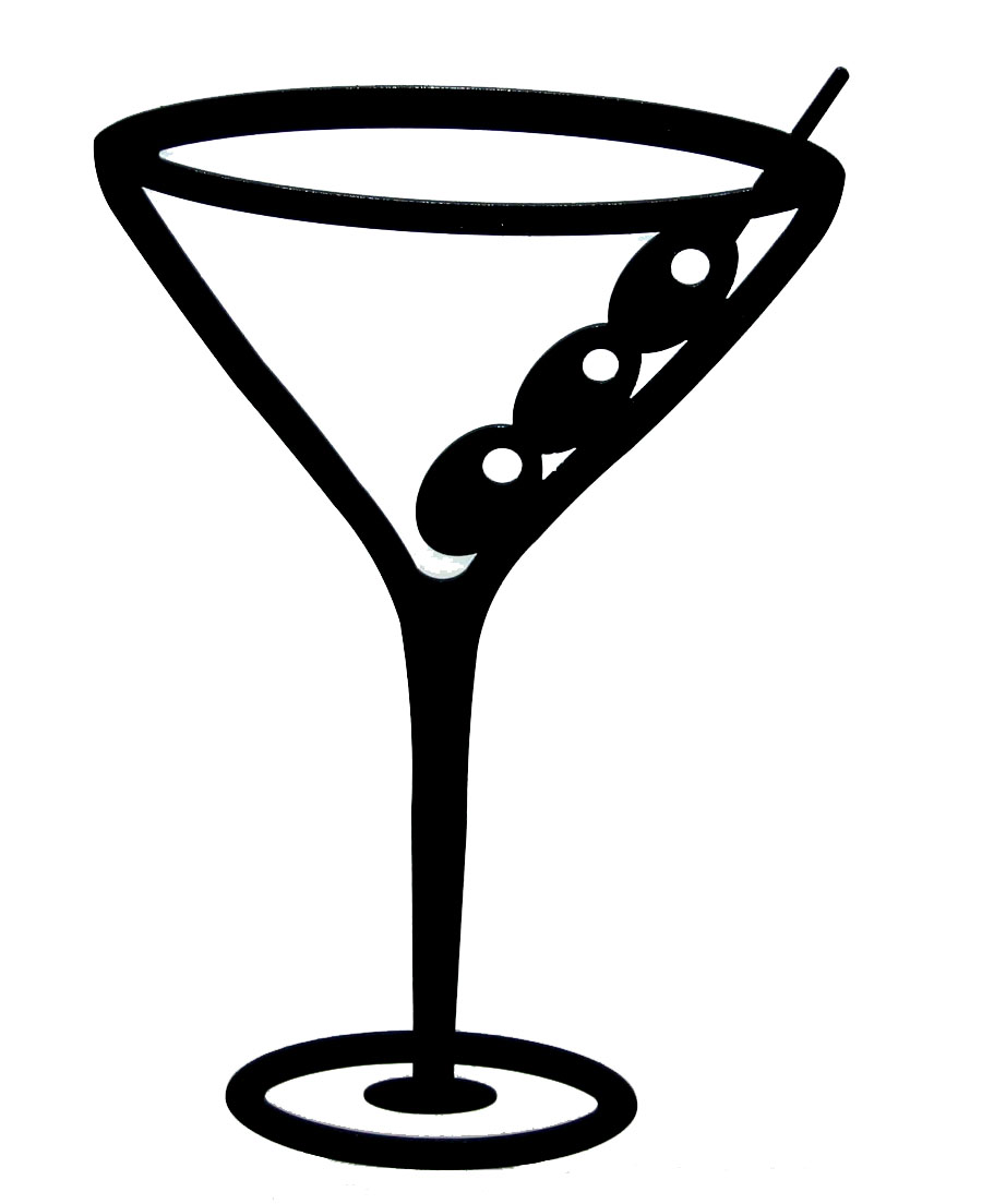 Martini glass cocktail glass martini household kitchen glasses clip art