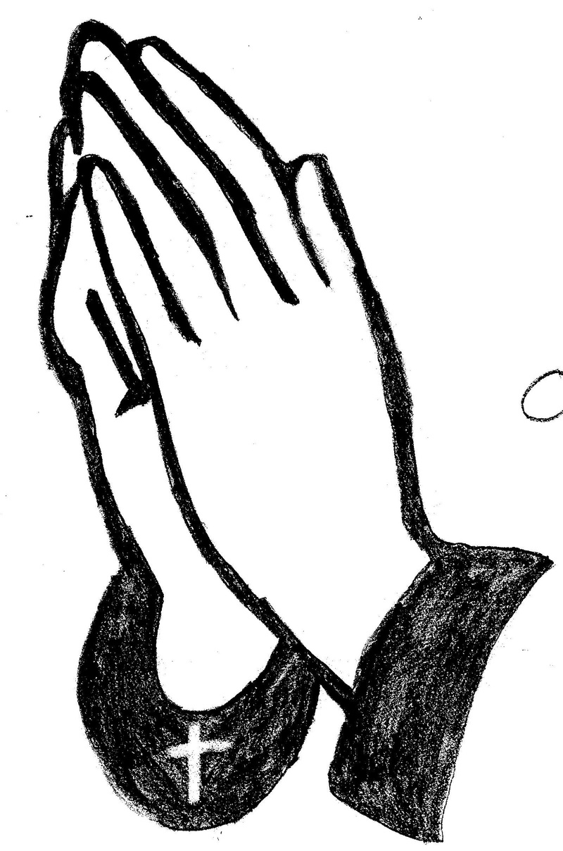 Praying hands praying hand child prayer hands clip art 3 2 4 4