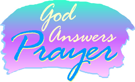 Remain prayer border clipart