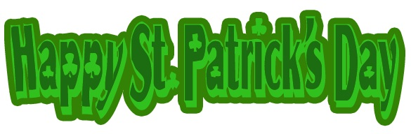 St patricks day banner clip art also red white and blue banner