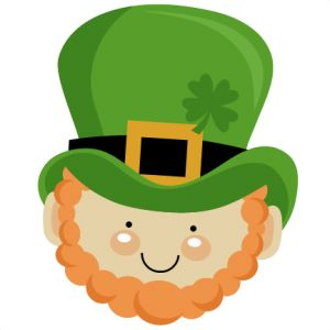 St patricks day cute st patrick clipart