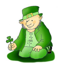 St patricks day st patrick clipart 10