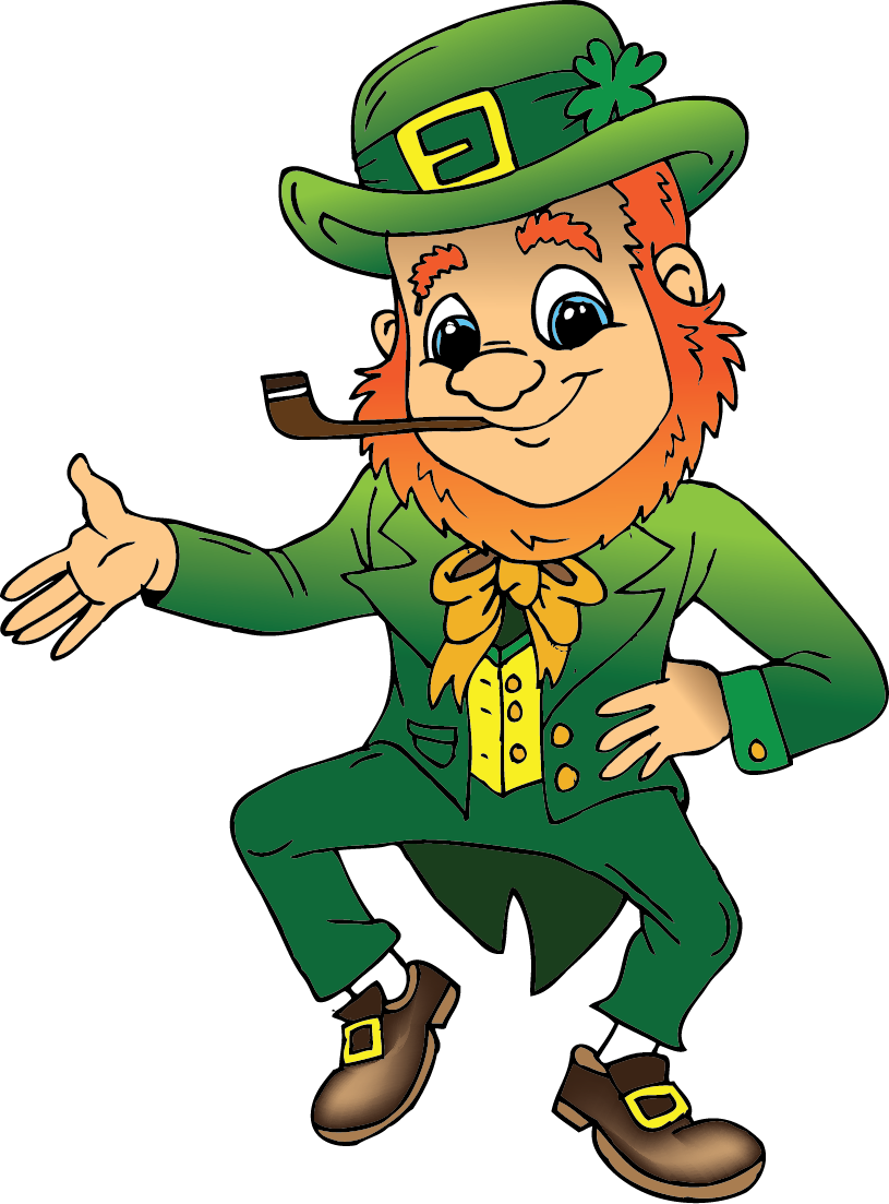 St patricks day st patrick clipart