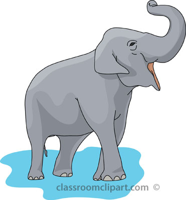 Top elephant clip art images and pictures download free 4 image 7